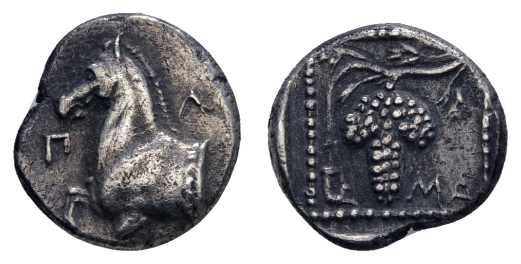 Lot 46 - Antike Griechen - Thracia -  Auktionshaus Ulrich Felzmann GmbH & Co. KG Auction #161 Philatelic & Numismatic