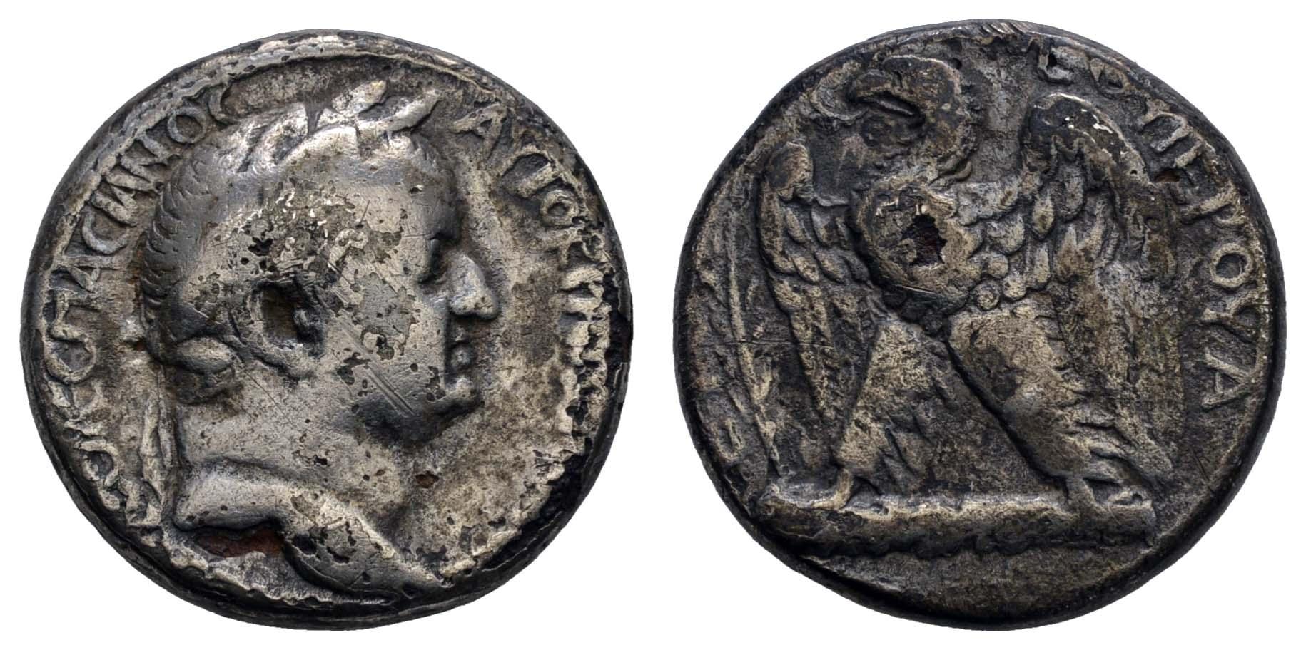 Lot 142 - Antike Griechen - Syria -  Auktionshaus Ulrich Felzmann GmbH & Co. KG Auction #161 Philatelic & Numismatic
