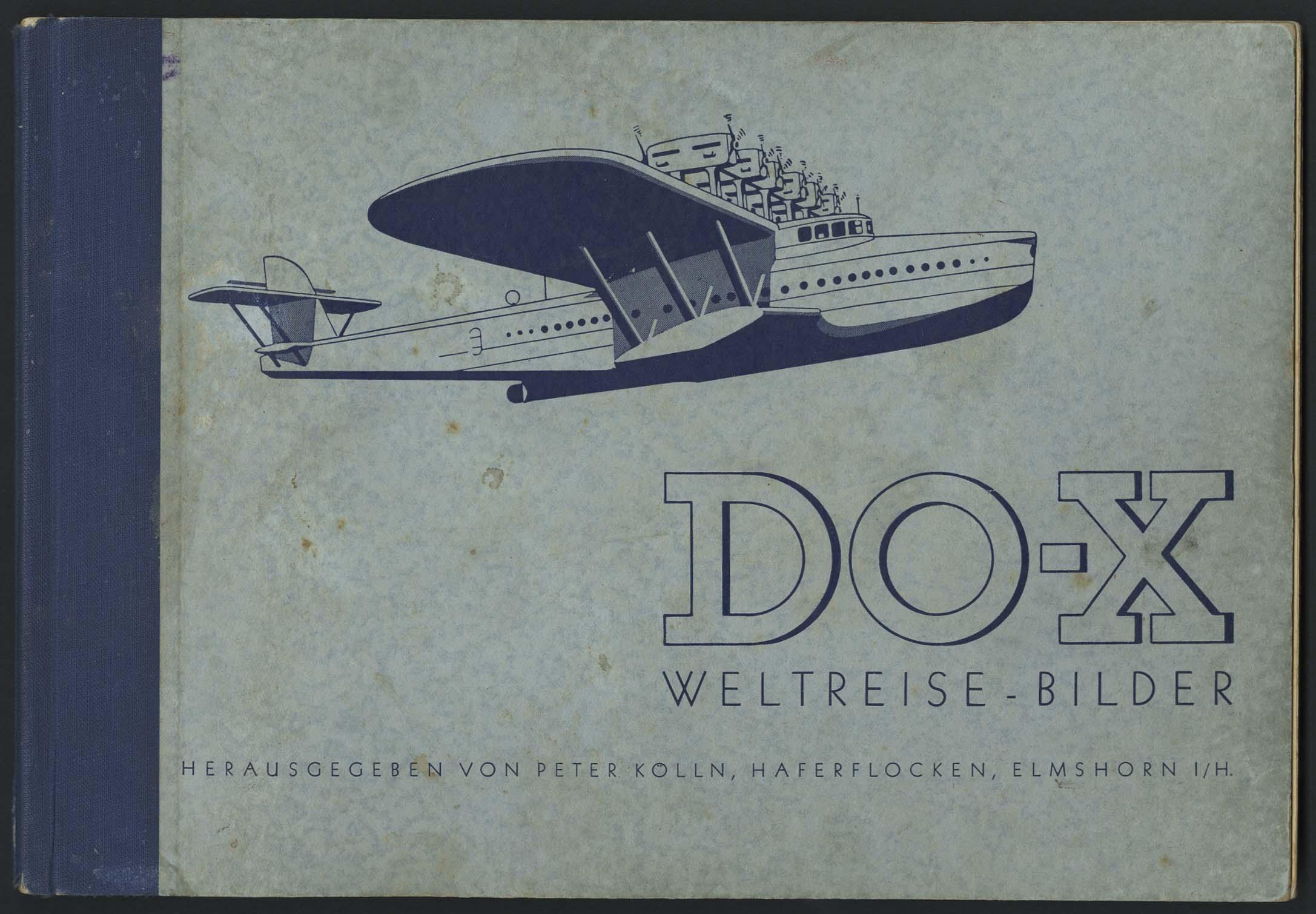 Lot 3141 - DO-X Flugpost (nach Harms-Katalog)  -  Auktionshaus Ulrich Felzmann GmbH & Co. KG Auction #161 Philatelic & Numismatic