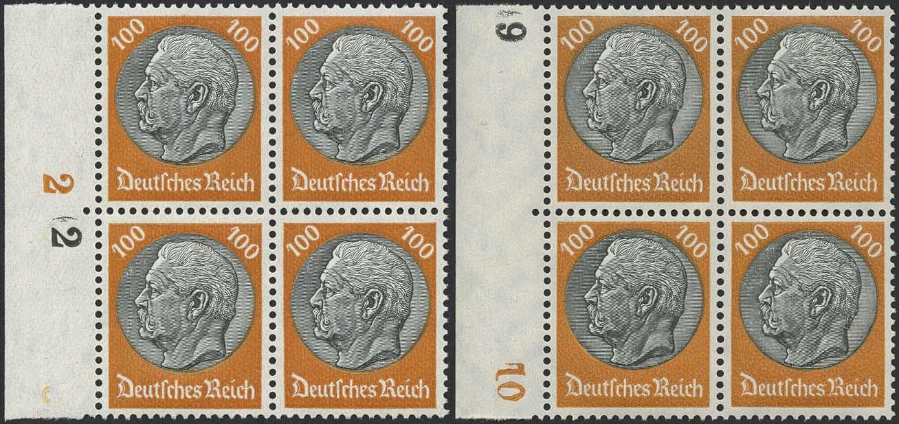 Lot 5097 - Deutsches Reich drittes reich -  Auktionshaus Ulrich Felzmann GmbH & Co. KG Auction 161 from March 6-10, 2018