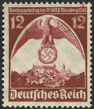 Lot 5110 - Deutsches Reich drittes reich -  Auktionshaus Ulrich Felzmann GmbH & Co. KG Auction #161 Philatelic & Numismatic