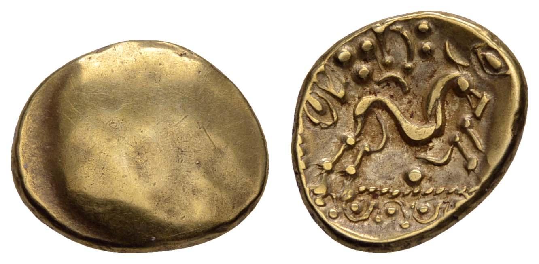 Lot 6 - Antike Kelten - Belgae -  Auktionshaus Ulrich Felzmann GmbH & Co. KG Coins single lots