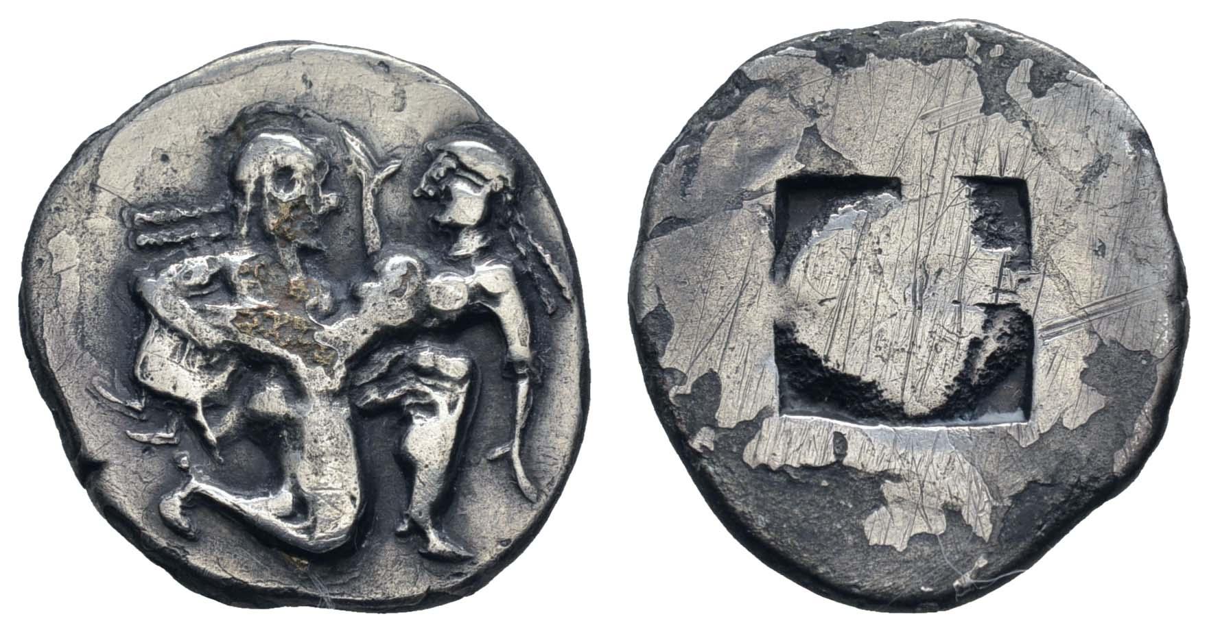 Lot 16 - Antike Griechen - Thracia -  Auktionshaus Ulrich Felzmann GmbH & Co. KG Coins single lots