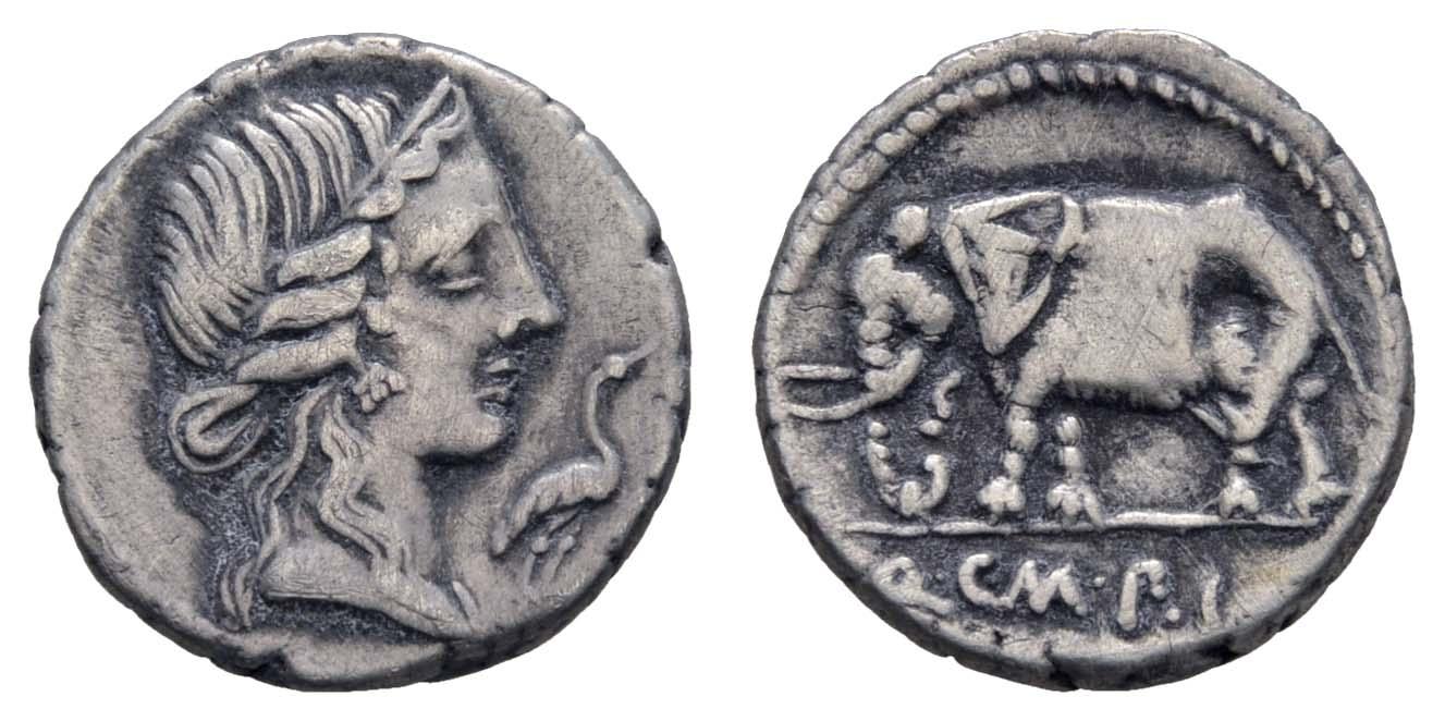 Lot 92 - Antike Römer - Republik -  Auktionshaus Ulrich Felzmann GmbH & Co. KG Coins single lots