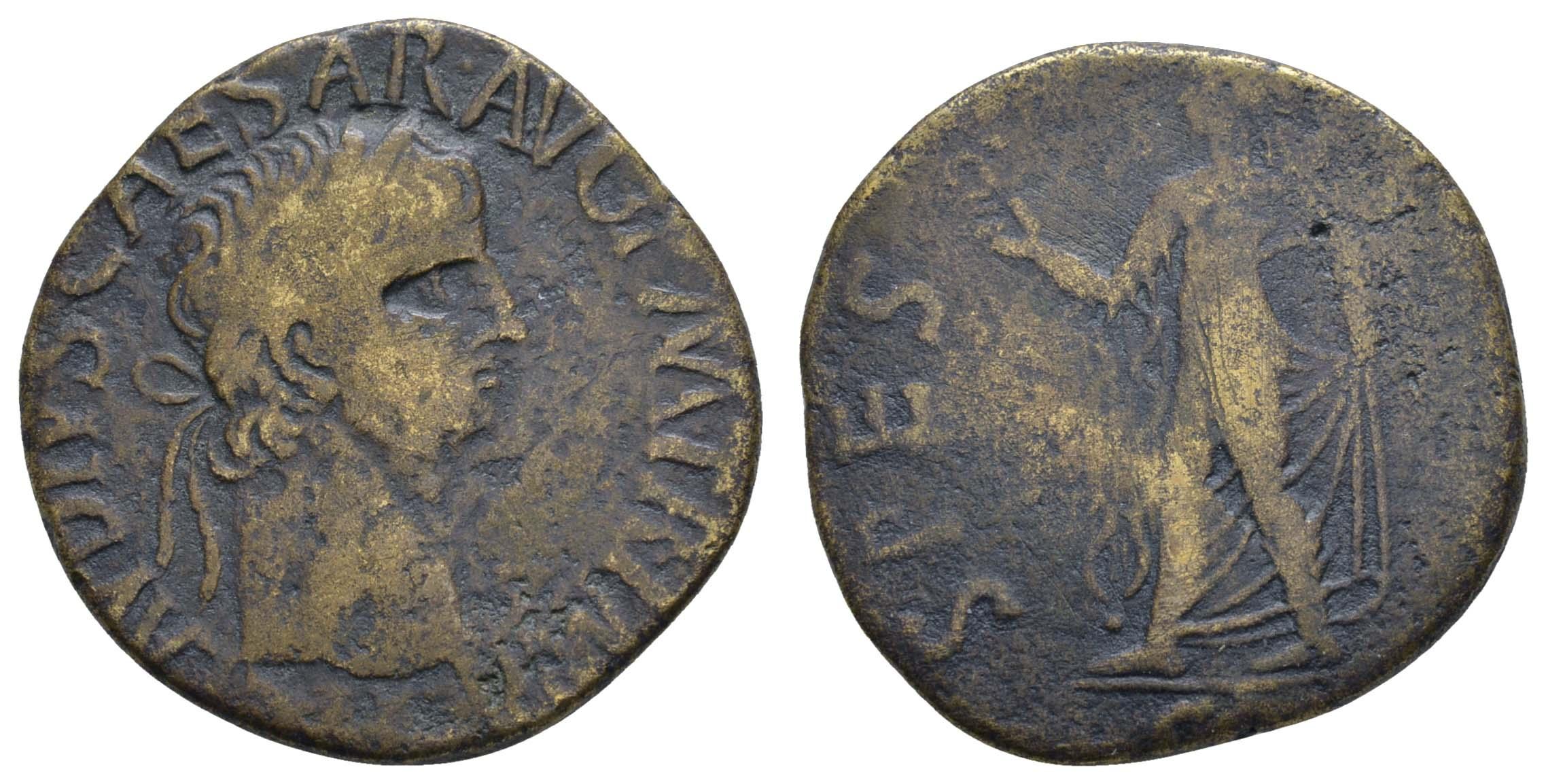 Lot 132 - Antike Römer - Kaiserzeit -  Auktionshaus Ulrich Felzmann GmbH & Co. KG Coins single lots