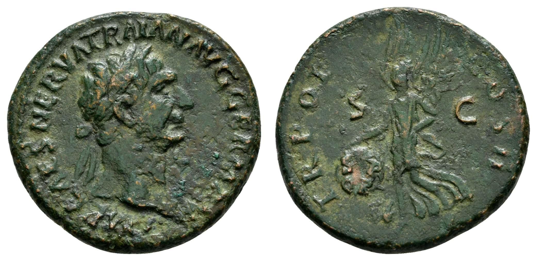 Lot 156 - Antike Römer - Kaiserzeit -  Auktionshaus Ulrich Felzmann GmbH & Co. KG Coins single lots