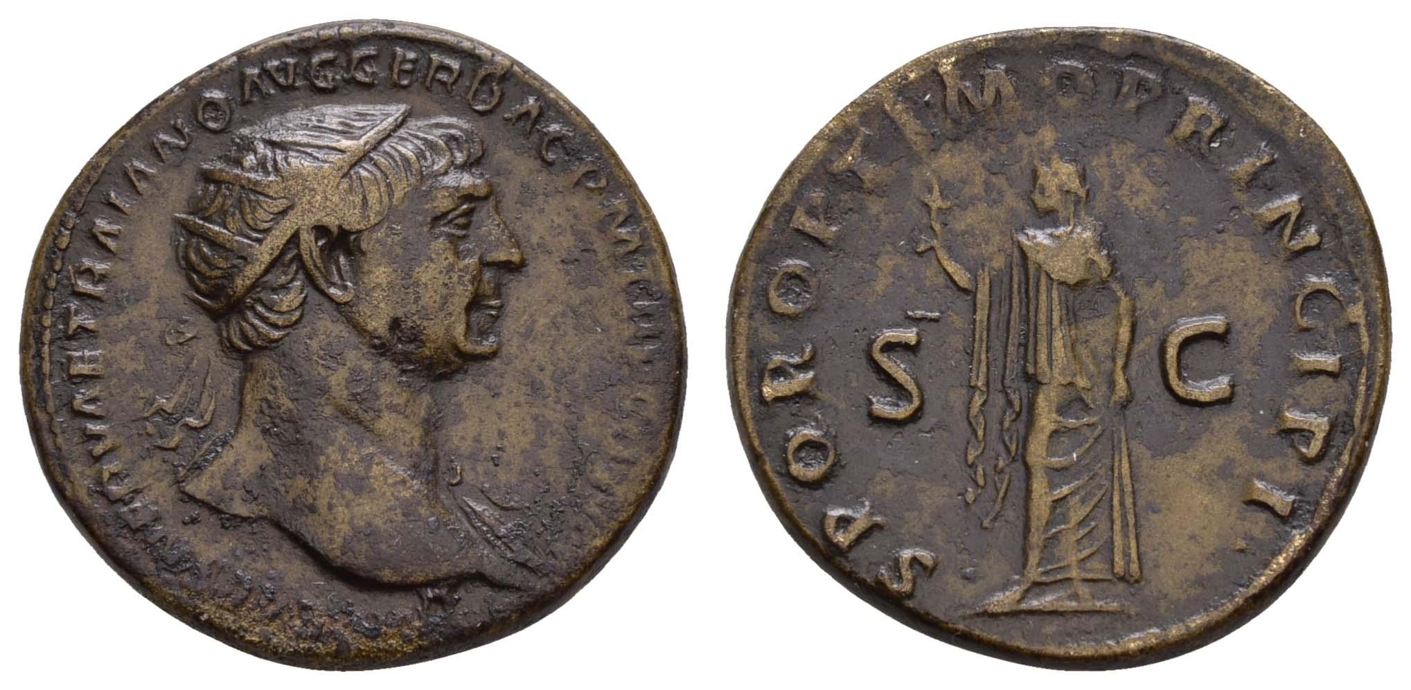 Lot 161 - Antike Römer - Kaiserzeit -  Auktionshaus Ulrich Felzmann GmbH & Co. KG Coins single lots
