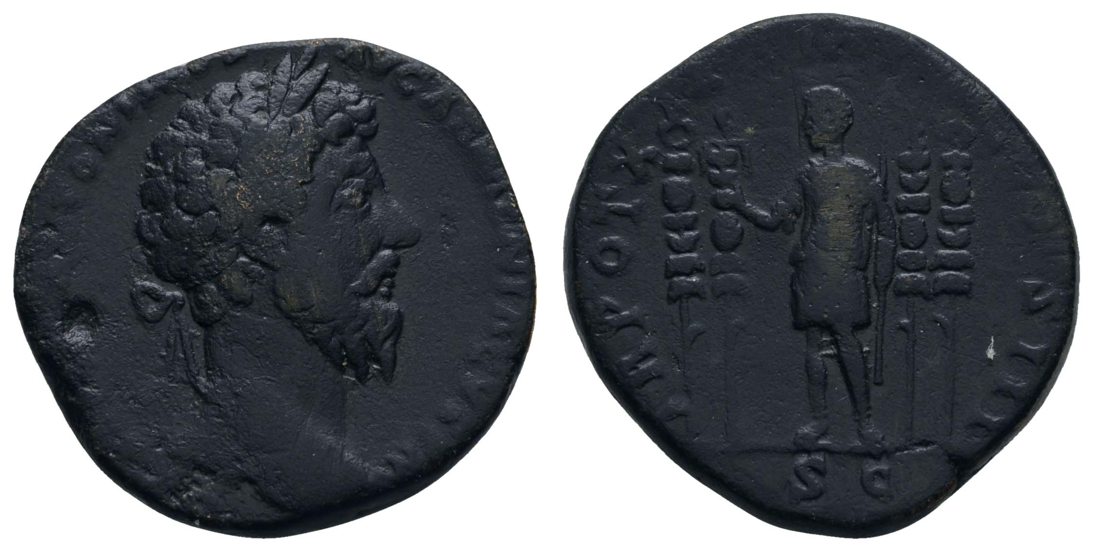 Lot 208 - Antike Römer - Kaiserzeit -  Auktionshaus Ulrich Felzmann GmbH & Co. KG Coins single lots