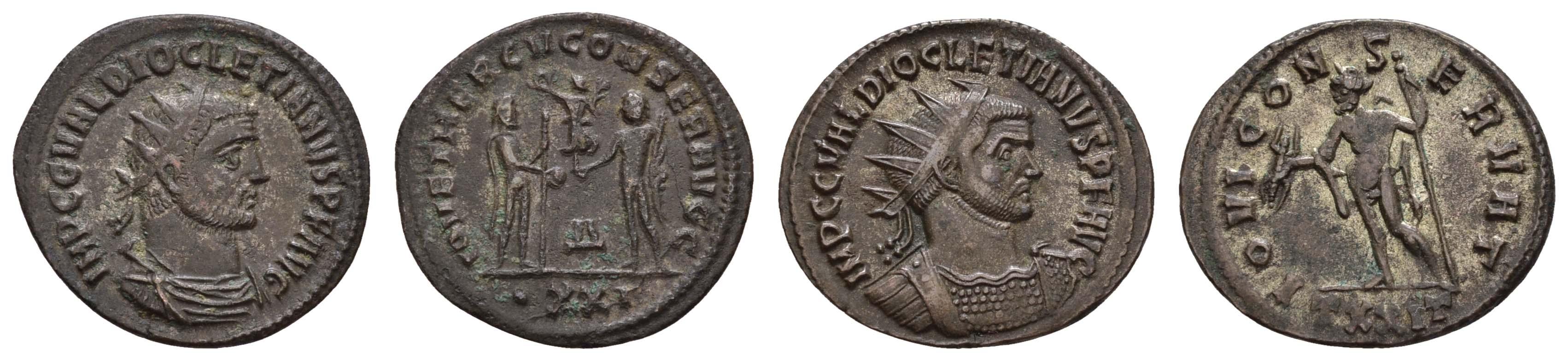 Lot 323 - Antike Römer - Kaiserzeit -  Auktionshaus Ulrich Felzmann GmbH & Co. KG Coins single lots