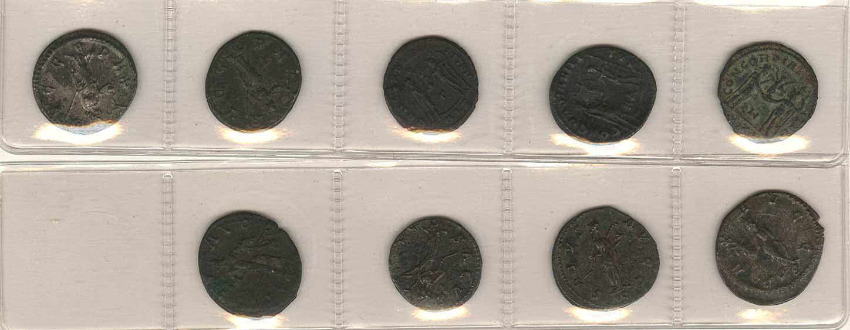 Lot 324 - Antike Römer - Kaiserzeit -  Auktionshaus Ulrich Felzmann GmbH & Co. KG Coins single lots