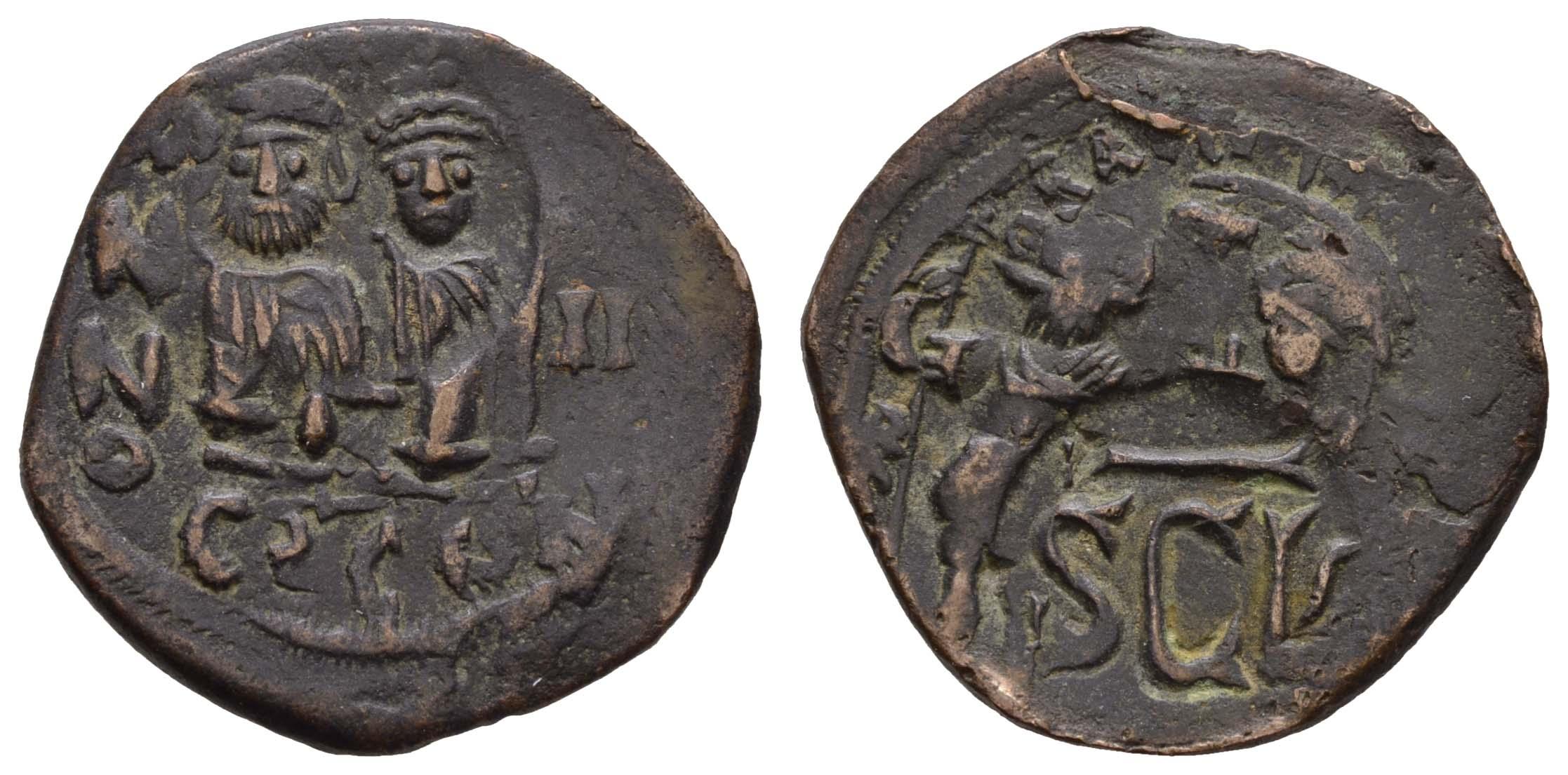Lot 359 - Antike Byzanz -  Auktionshaus Ulrich Felzmann GmbH & Co. KG Coins single lots
