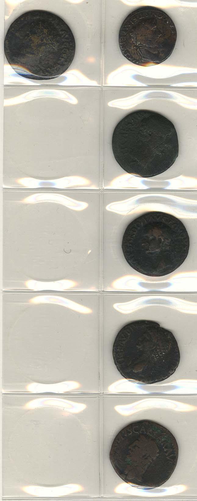 Lot 423 - Antike Lots und Sammlungen -  Auktionshaus Ulrich Felzmann GmbH & Co. KG Coins single lots