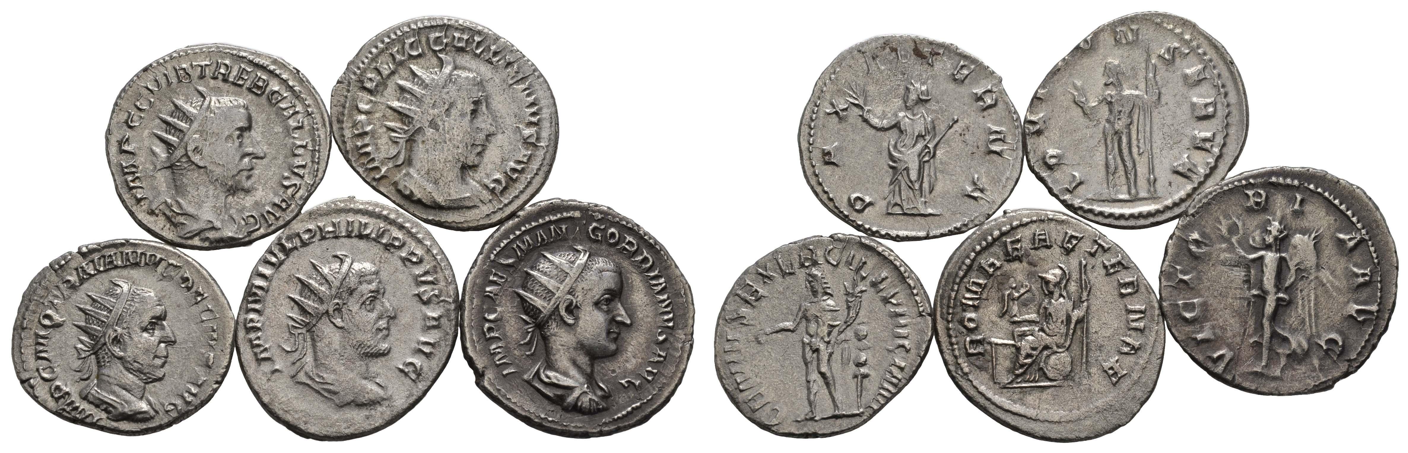 Lot 426 - Antike Lots und Sammlungen -  Auktionshaus Ulrich Felzmann GmbH & Co. KG Coins single lots