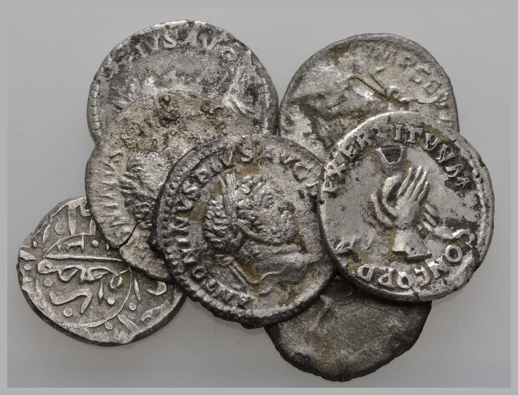 Lot 435 - Antike Lots und Sammlungen -  Auktionshaus Ulrich Felzmann GmbH & Co. KG Coins single lots