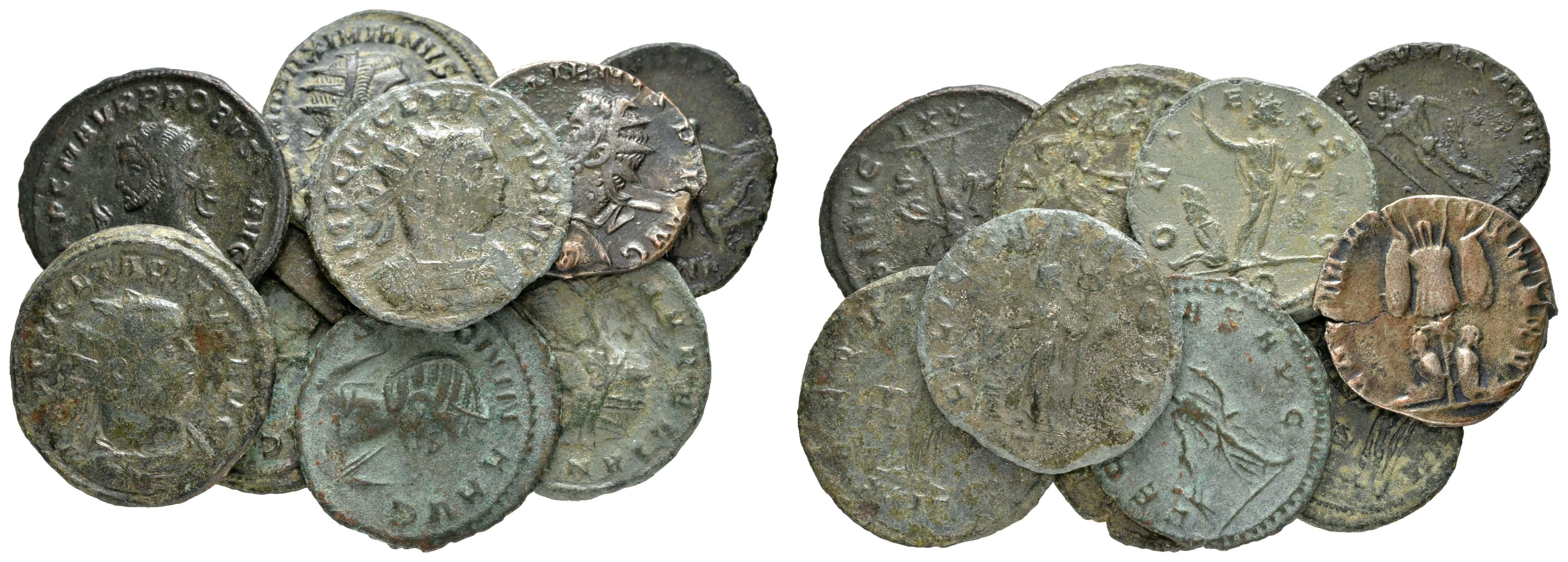 Lot 437 - Antike Lots und Sammlungen -  Auktionshaus Ulrich Felzmann GmbH & Co. KG Coins single lots