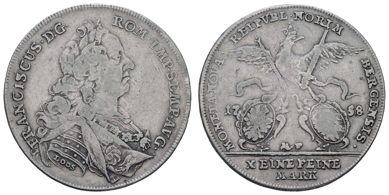 Lot 443 - deutschland Allgemein -  Auktionshaus Ulrich Felzmann GmbH & Co. KG Coins single lots
