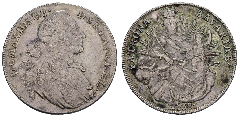 Lot 457 - deutschland bis 1799 - Bayern -  Auktionshaus Ulrich Felzmann GmbH & Co. KG Coins single lots