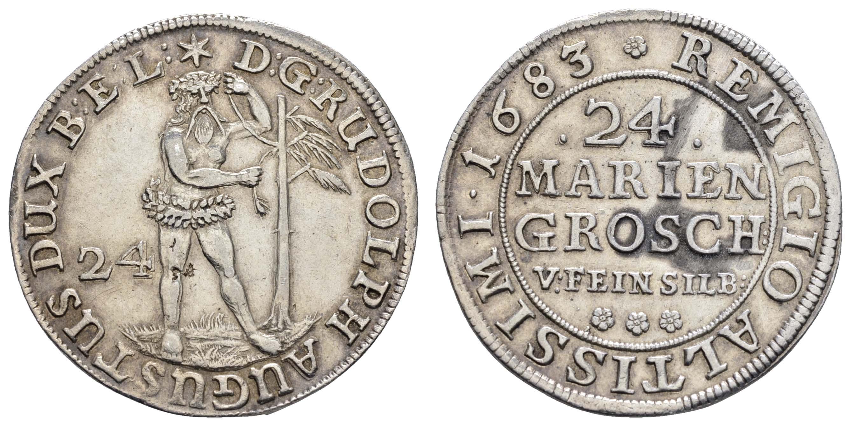 Lot 477 - deutschland bis 1799 - Braunschweig-Wolfenbüttel -  Auktionshaus Ulrich Felzmann GmbH & Co. KG Coins single lots