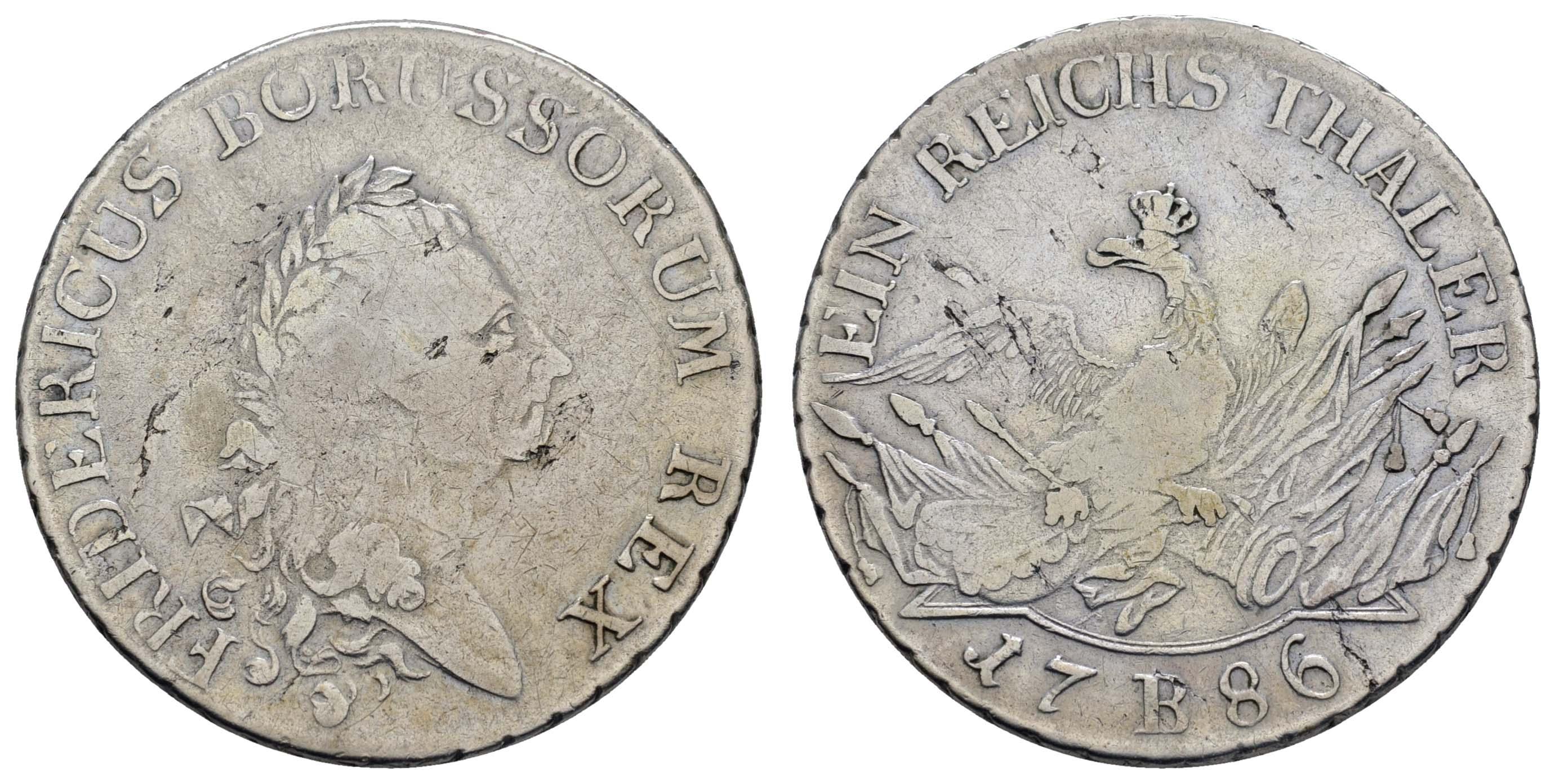 Lot 546 - deutschland bis 1799 - Preußen -  Auktionshaus Ulrich Felzmann GmbH & Co. KG Coins single lots