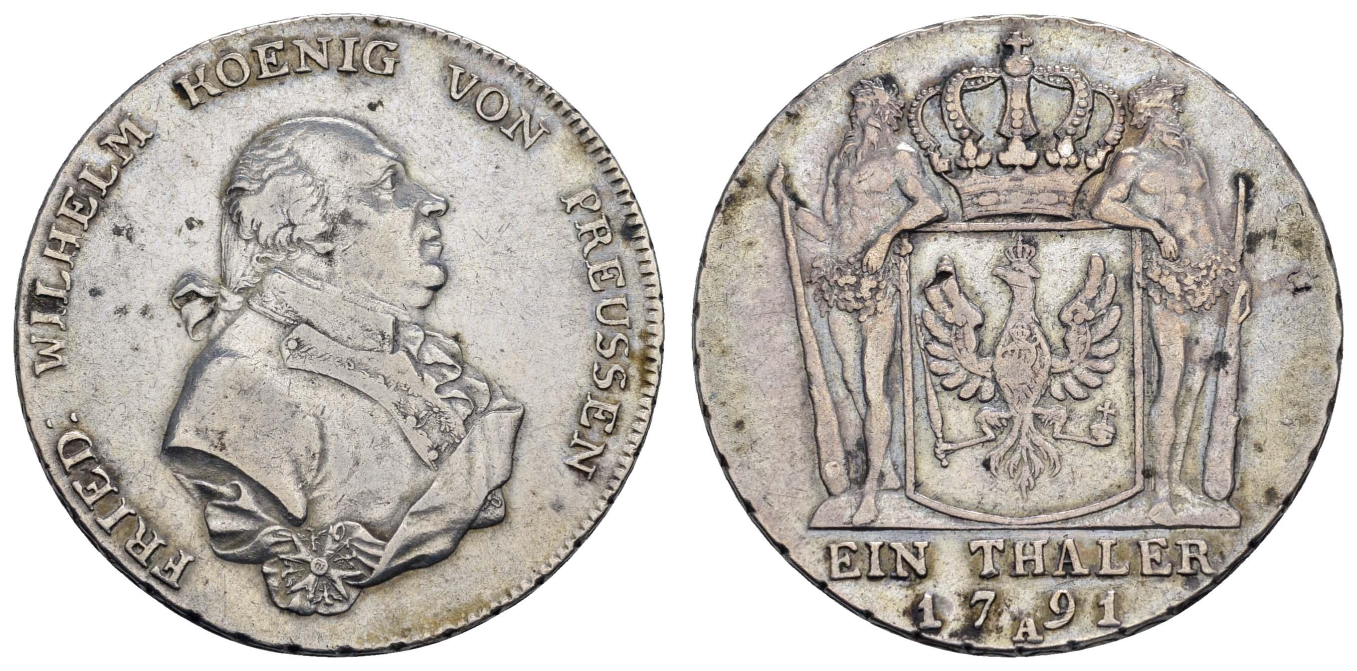 Lot 549 - deutschland bis 1799 - Preußen -  Auktionshaus Ulrich Felzmann GmbH & Co. KG Coins single lots