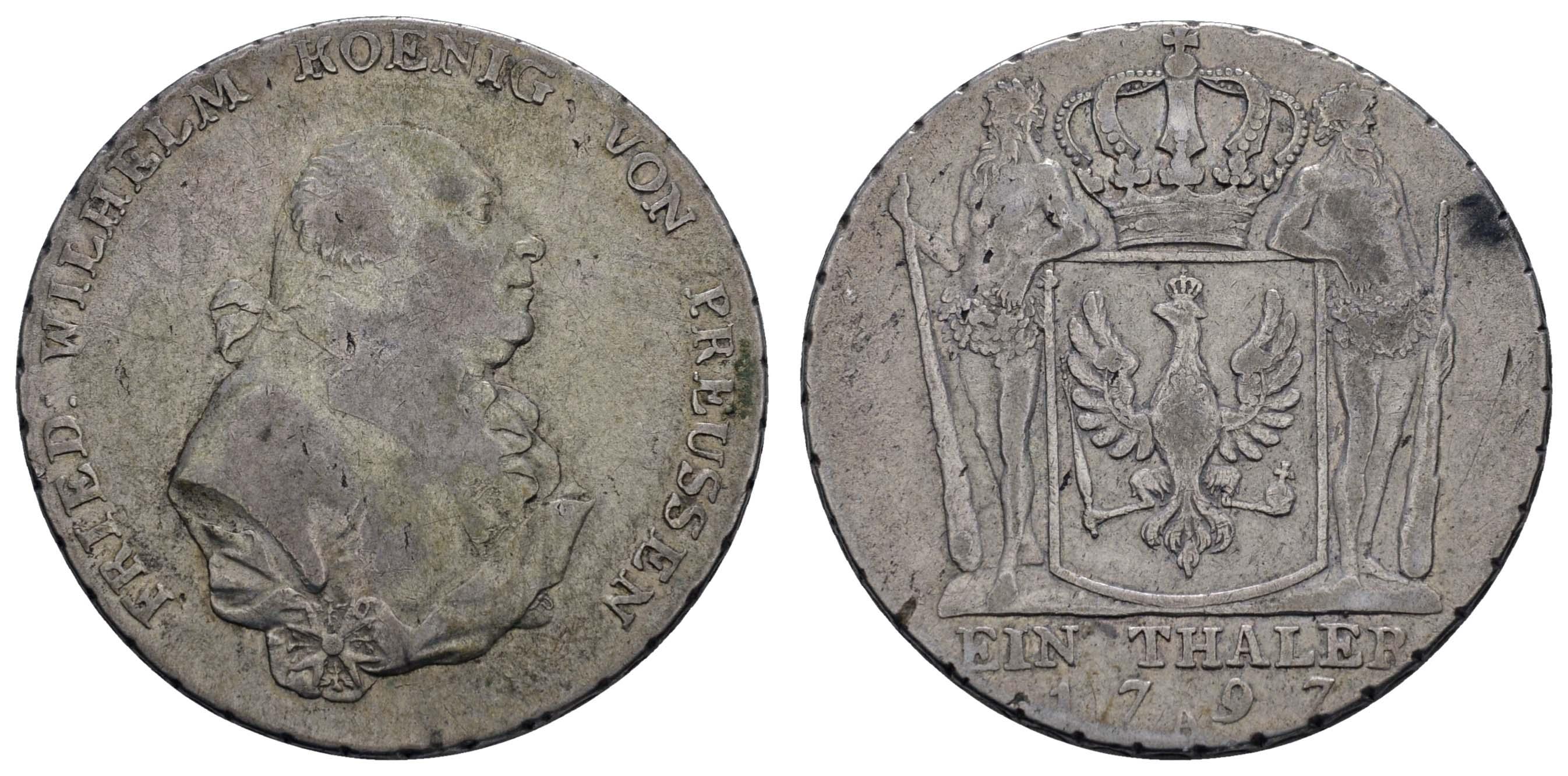 Lot 552 - deutschland bis 1799 - Preußen -  Auktionshaus Ulrich Felzmann GmbH & Co. KG Coins single lots