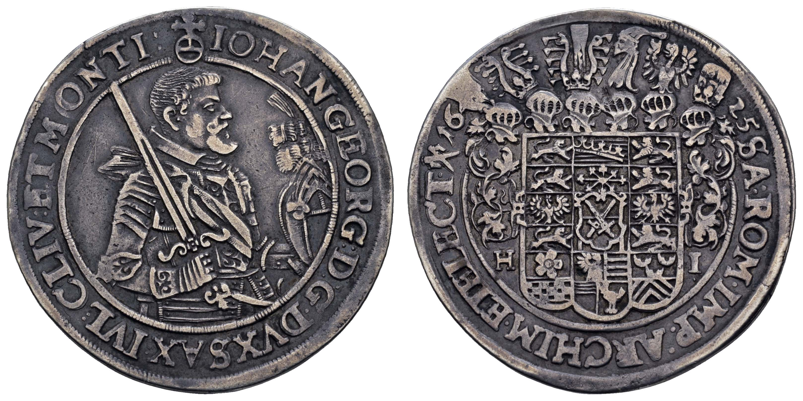Lot 565 - deutschland bis 1799 - Sachsen -  Auktionshaus Ulrich Felzmann GmbH & Co. KG Coins single lots