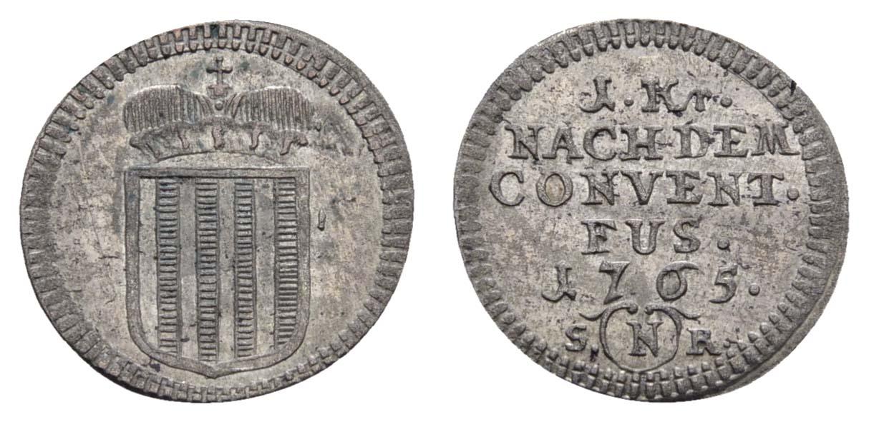 Lot 579 - deutschland bis 1799 - Schwarzenberg -  Auktionshaus Ulrich Felzmann GmbH & Co. KG Coins single lots