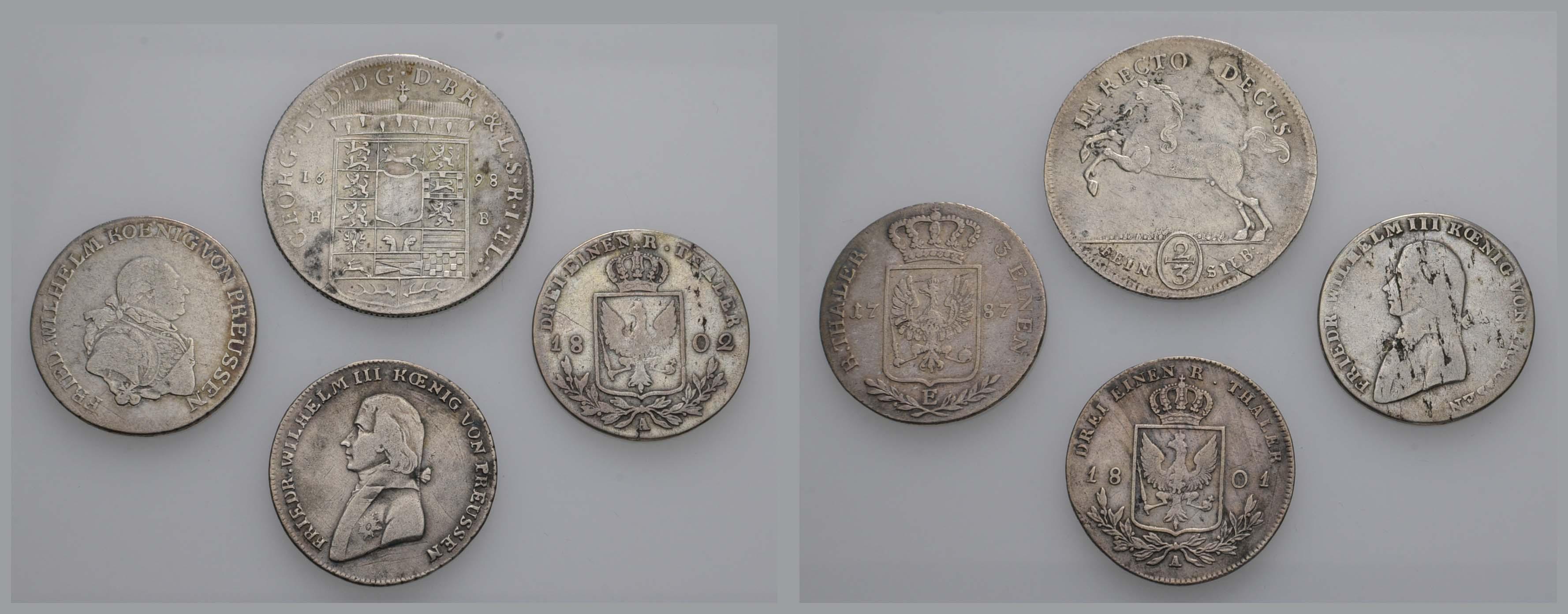 Lot 583 - deutschland bis 1799 - Allgemein -  Auktionshaus Ulrich Felzmann GmbH & Co. KG Coins single lots