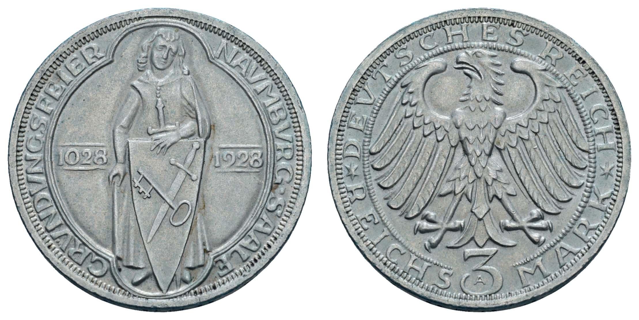 Lot 1002 - deutschland weimarer republik -  Auktionshaus Ulrich Felzmann GmbH & Co. KG Coins single lots