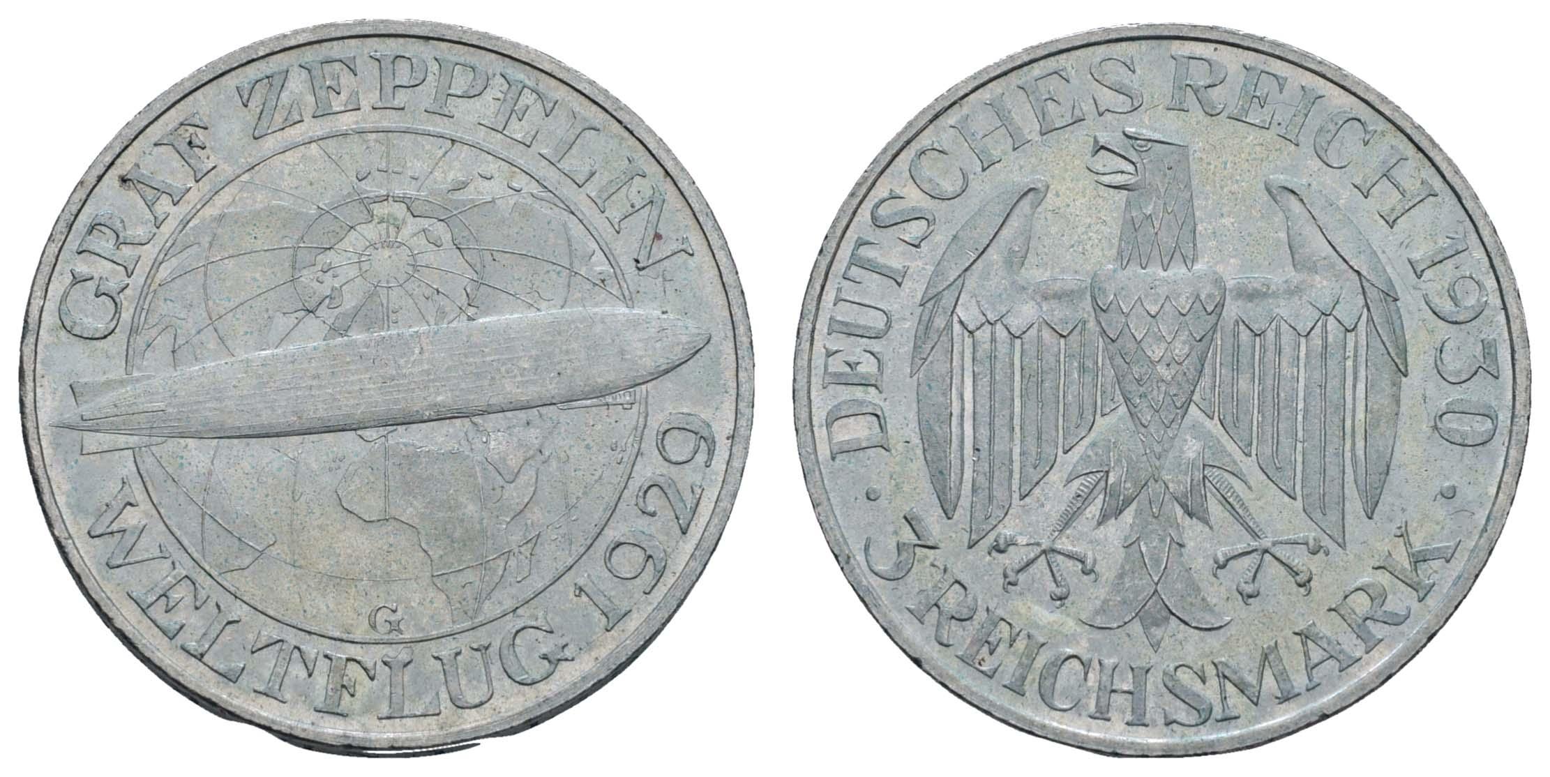 Lot 1016 - deutschland weimarer republik -  Auktionshaus Ulrich Felzmann GmbH & Co. KG Coins single lots