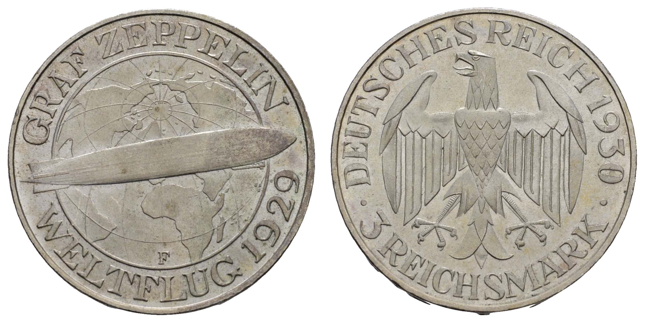 Lot 1017 - deutschland weimarer republik -  Auktionshaus Ulrich Felzmann GmbH & Co. KG Coins single lots