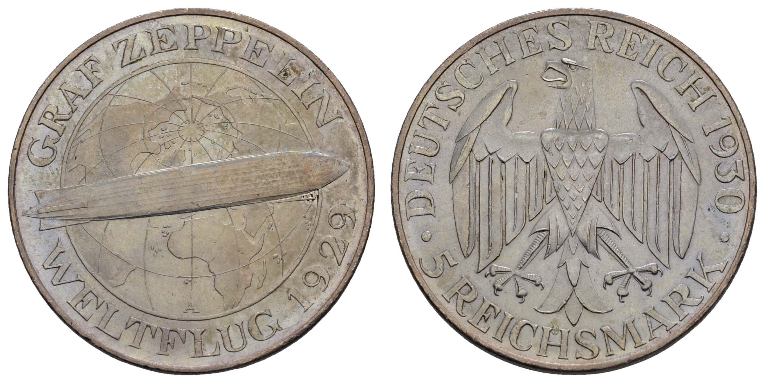 Lot 1020 - deutschland weimarer republik -  Auktionshaus Ulrich Felzmann GmbH & Co. KG Coins single lots