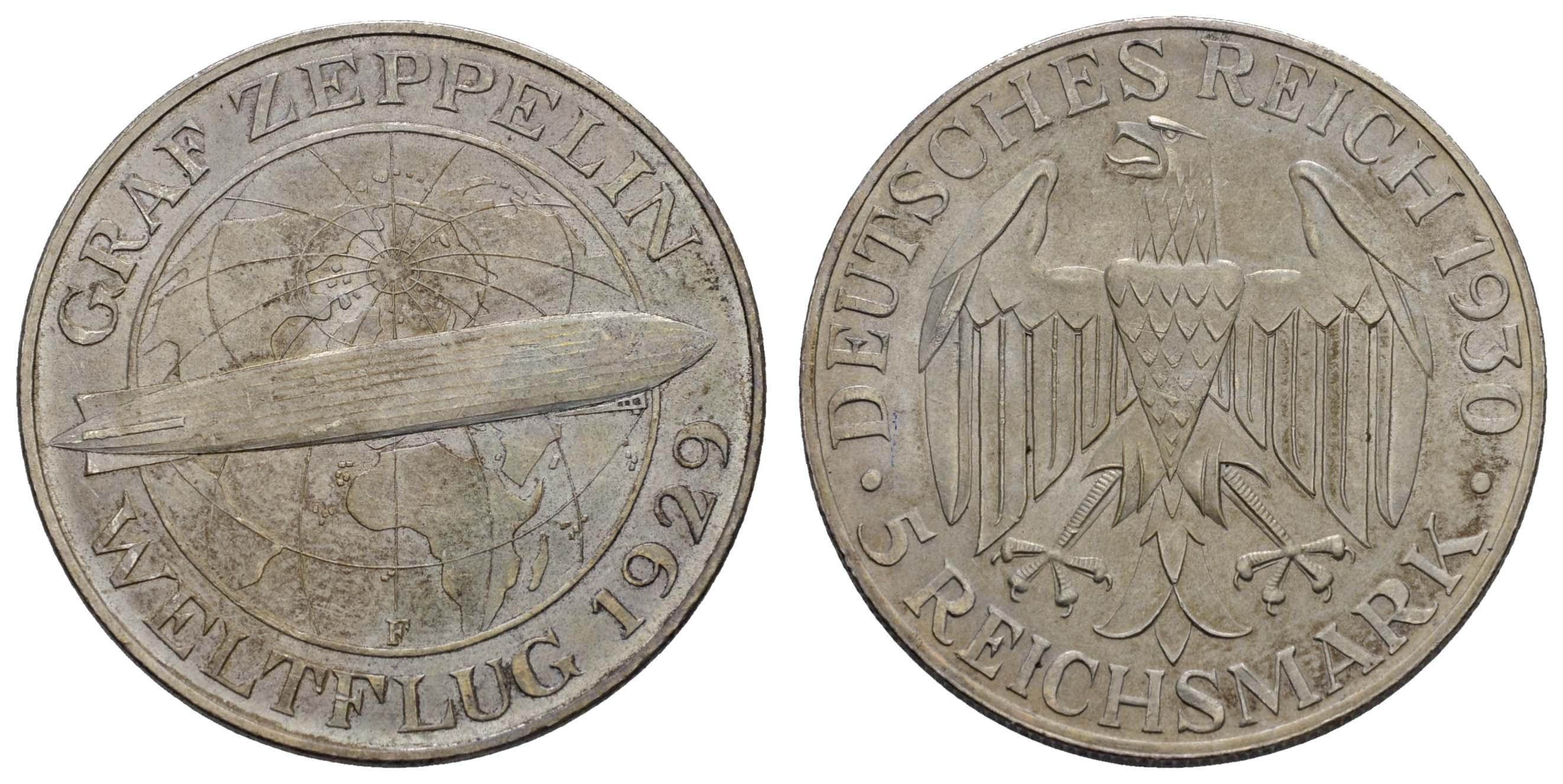 Lot 1022 - deutschland weimarer republik -  Auktionshaus Ulrich Felzmann GmbH & Co. KG Coins single lots