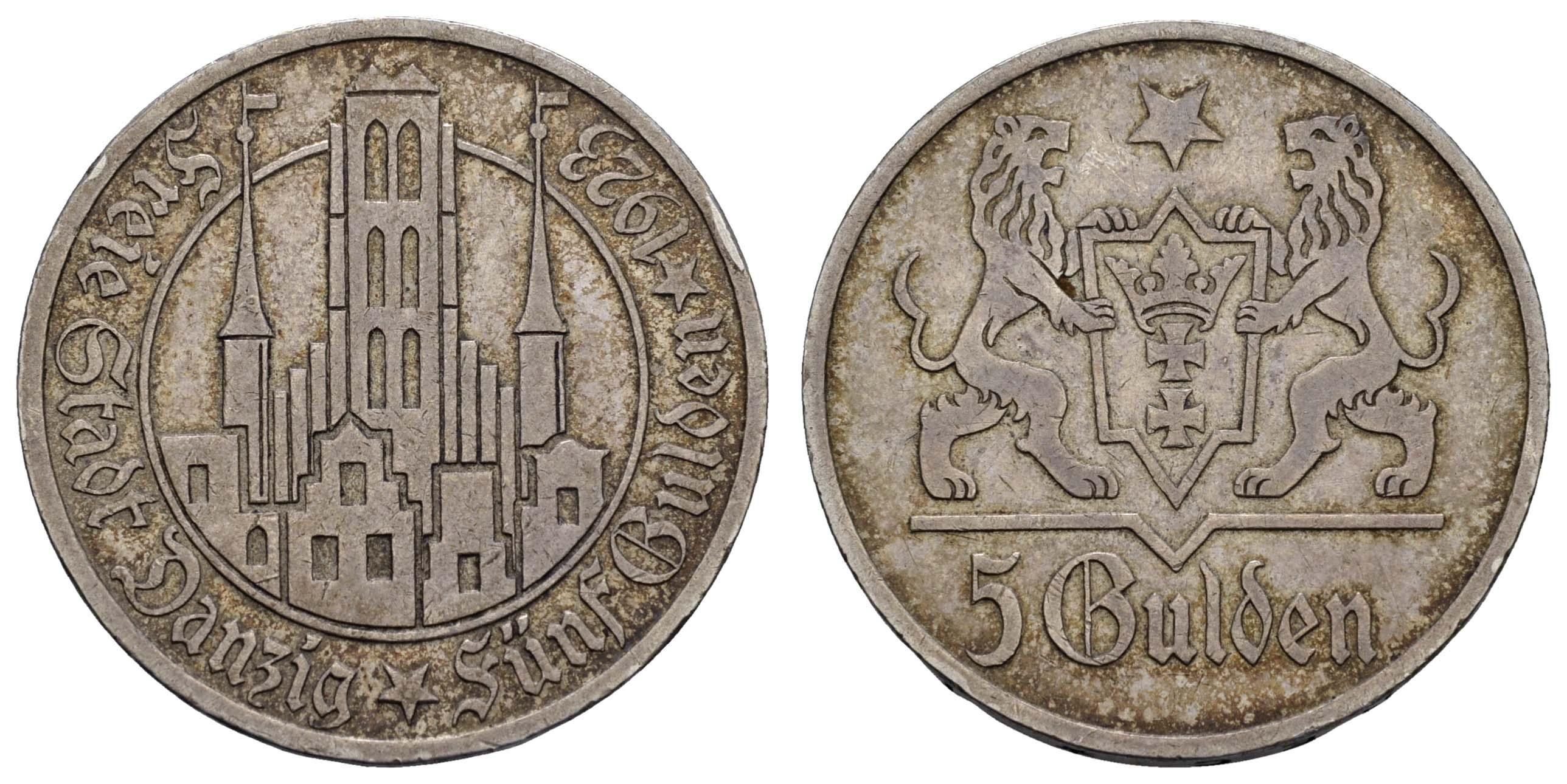 Lot 1101 - deutschland Nebengebiete - Danzig -  Auktionshaus Ulrich Felzmann GmbH & Co. KG Coins single lots