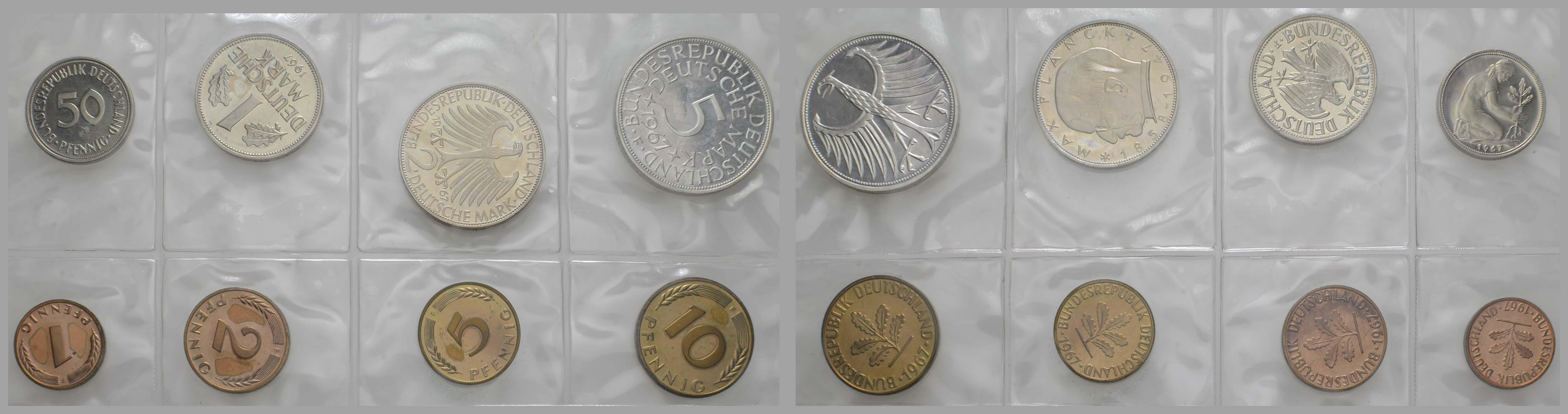 Lot 1112 - deutschland Bundesrepublik (DM) -  Auktionshaus Ulrich Felzmann GmbH & Co. KG Coins single lots