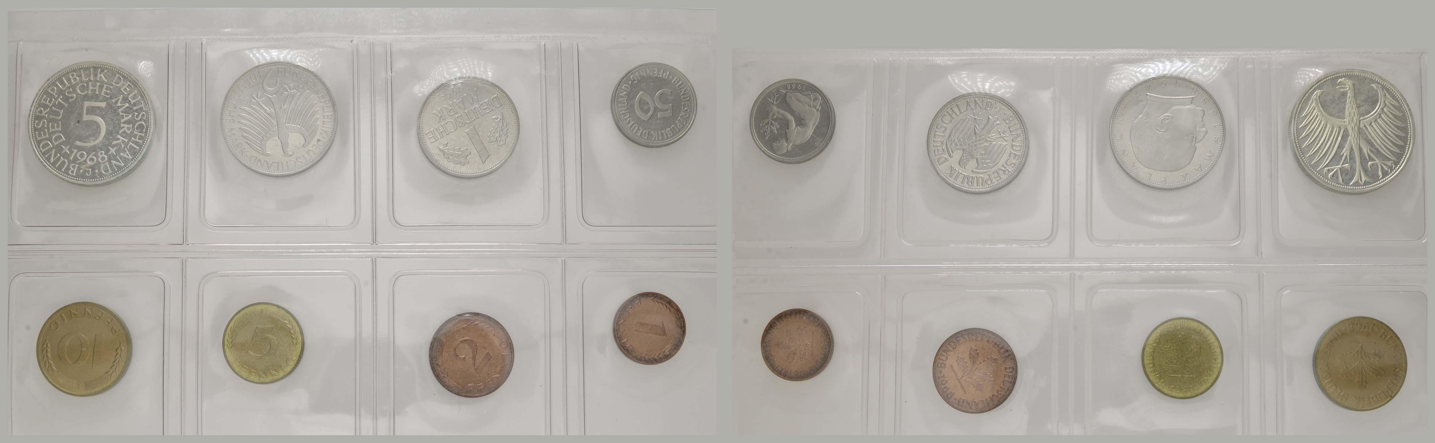 Lot 1114 - deutschland Bundesrepublik (DM) -  Auktionshaus Ulrich Felzmann GmbH & Co. KG Coins single lots