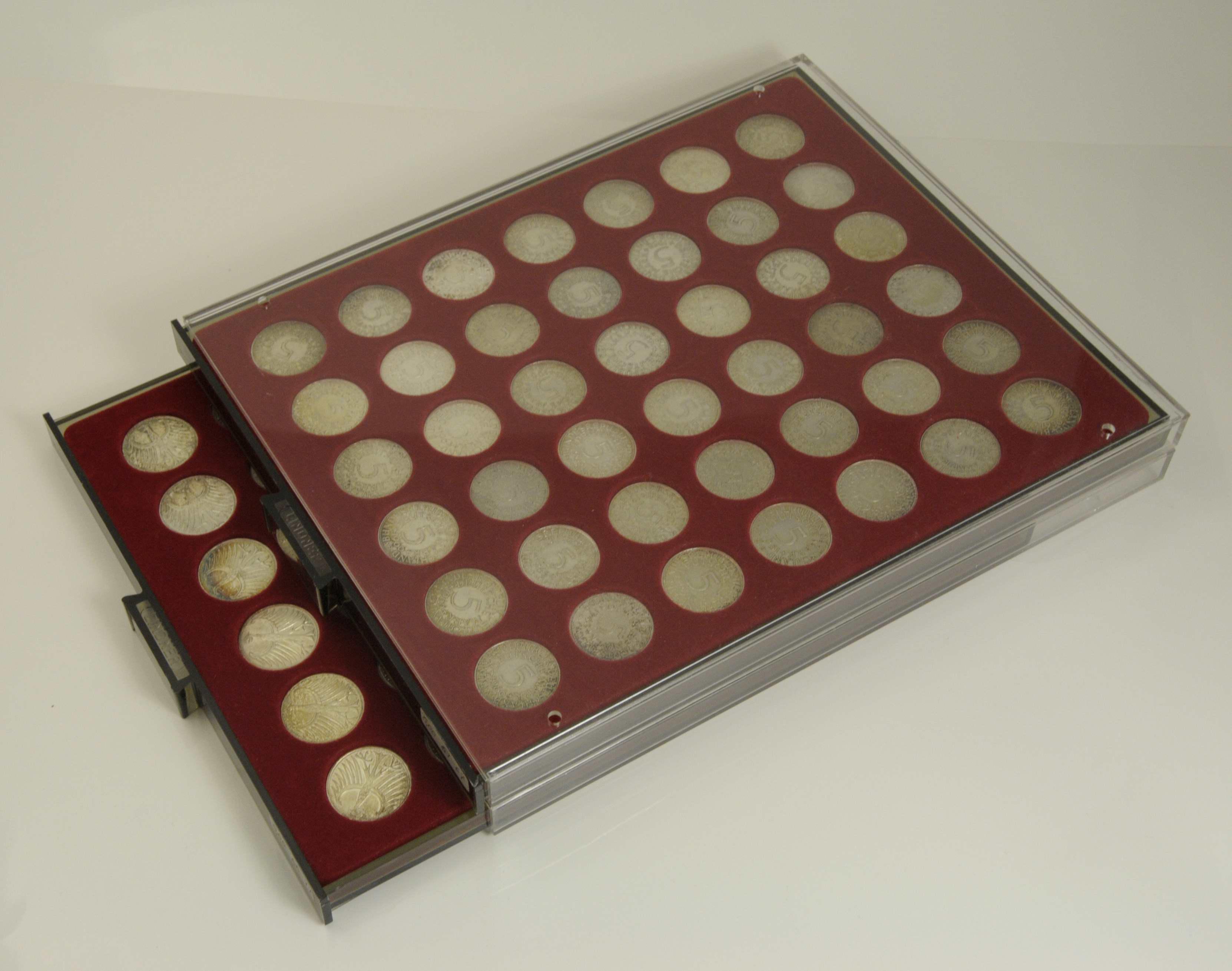 Lot 1184 - deutschland Bundesrepublik (DM) -  Auktionshaus Ulrich Felzmann GmbH & Co. KG Coins single lots