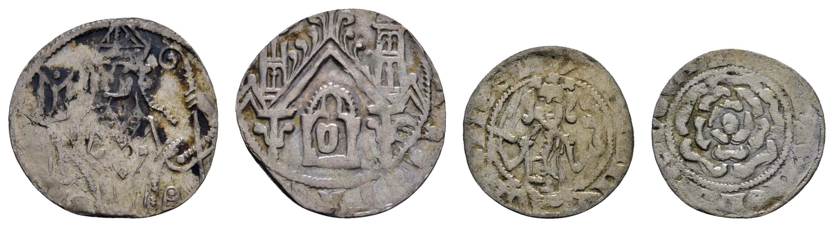 Lot 1235 - mittelalter Westfalen, Herzogtum - Erzbischöfliche kölnische Münzstätte Soest -  Auktionshaus Ulrich Felzmann GmbH & Co. KG Coins single lots