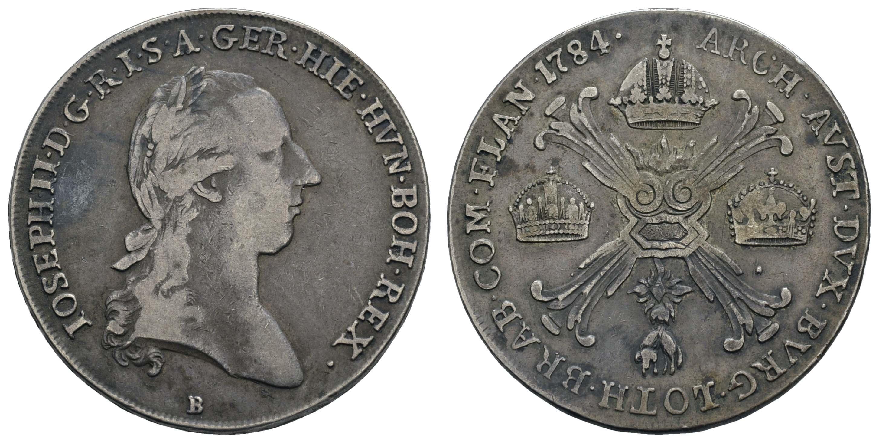 Lot 1360 - europa bis 1799 - Habsburg -  Auktionshaus Ulrich Felzmann GmbH & Co. KG Coins single lots