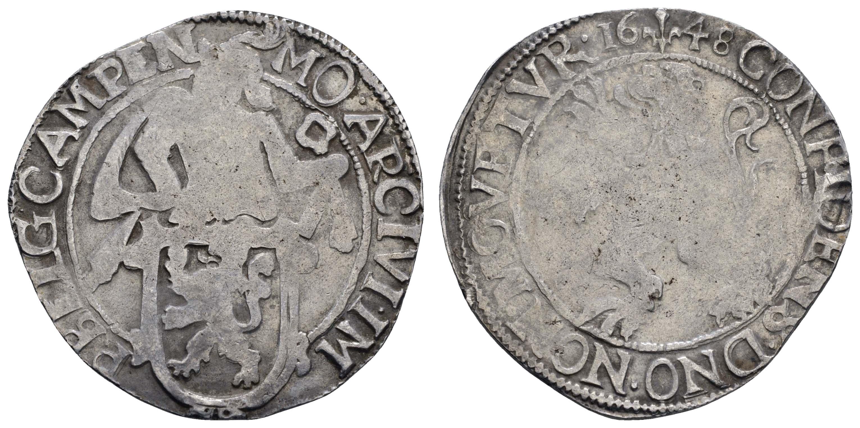 Lot 1399 - europa bis 1799 - Niederlande -  Auktionshaus Ulrich Felzmann GmbH & Co. KG Coins single lots