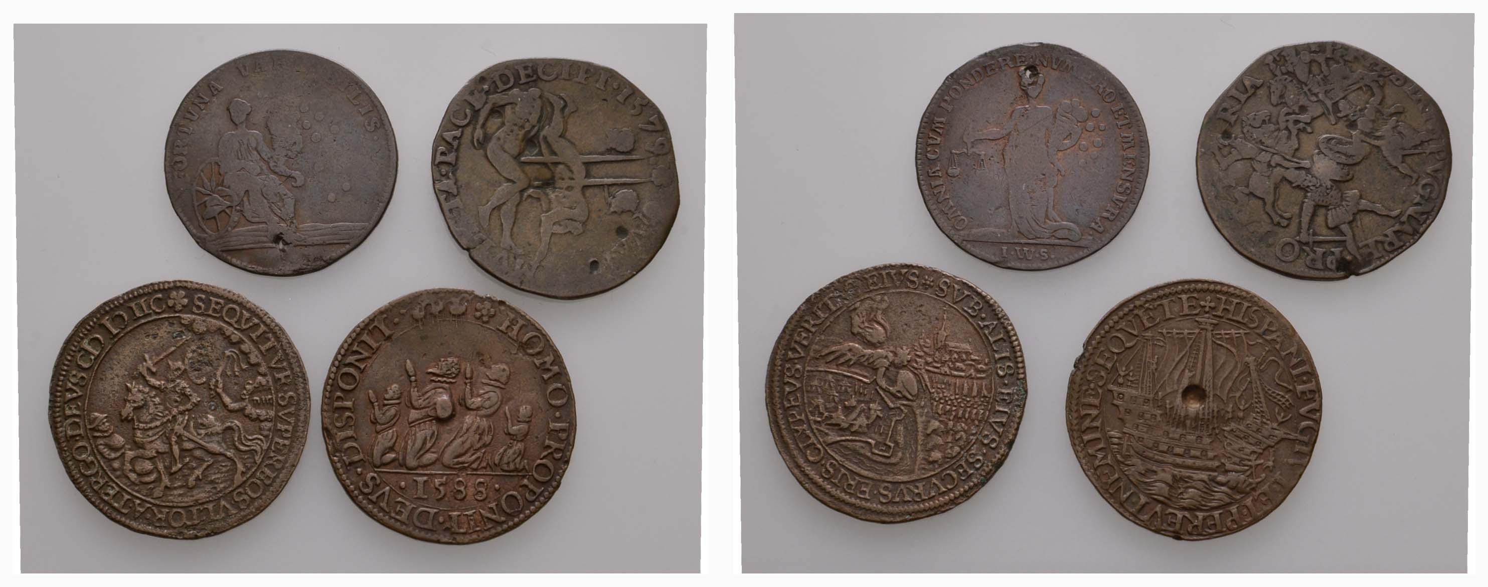 Lot 1400 - europa bis 1799 - Niederlande -  Auktionshaus Ulrich Felzmann GmbH & Co. KG Coins single lots