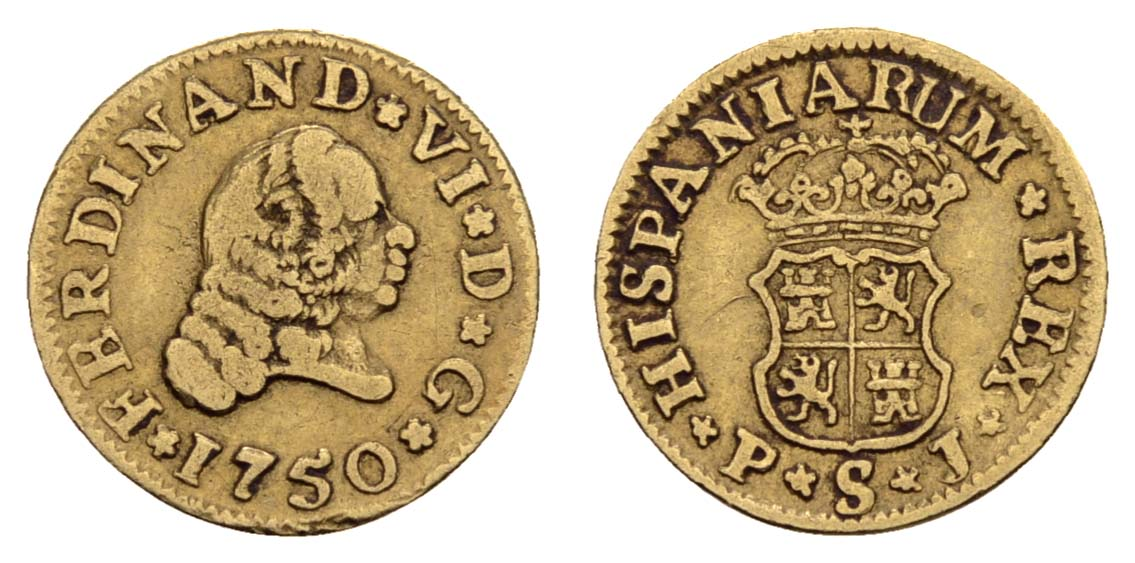 Lot 1432 - europa bis 1799 - Spanien -  Auktionshaus Ulrich Felzmann GmbH & Co. KG Coins single lots