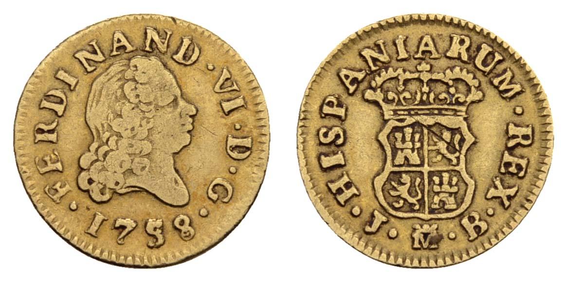 Lot 1433 - europa bis 1799 - Spanien -  Auktionshaus Ulrich Felzmann GmbH & Co. KG Coins single lots