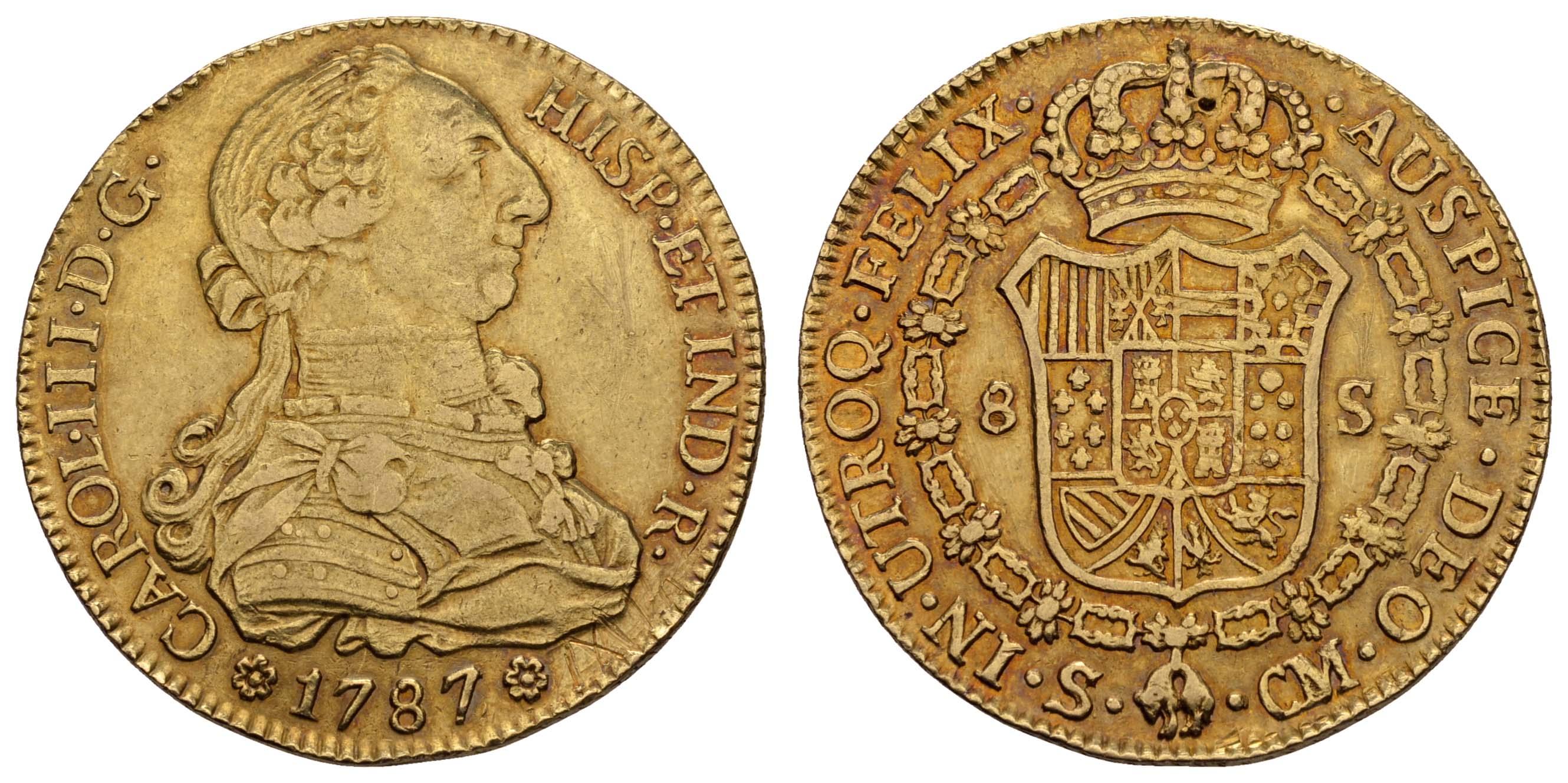 Lot 1434 - europa bis 1799 - Spanien -  Auktionshaus Ulrich Felzmann GmbH & Co. KG Coins single lots