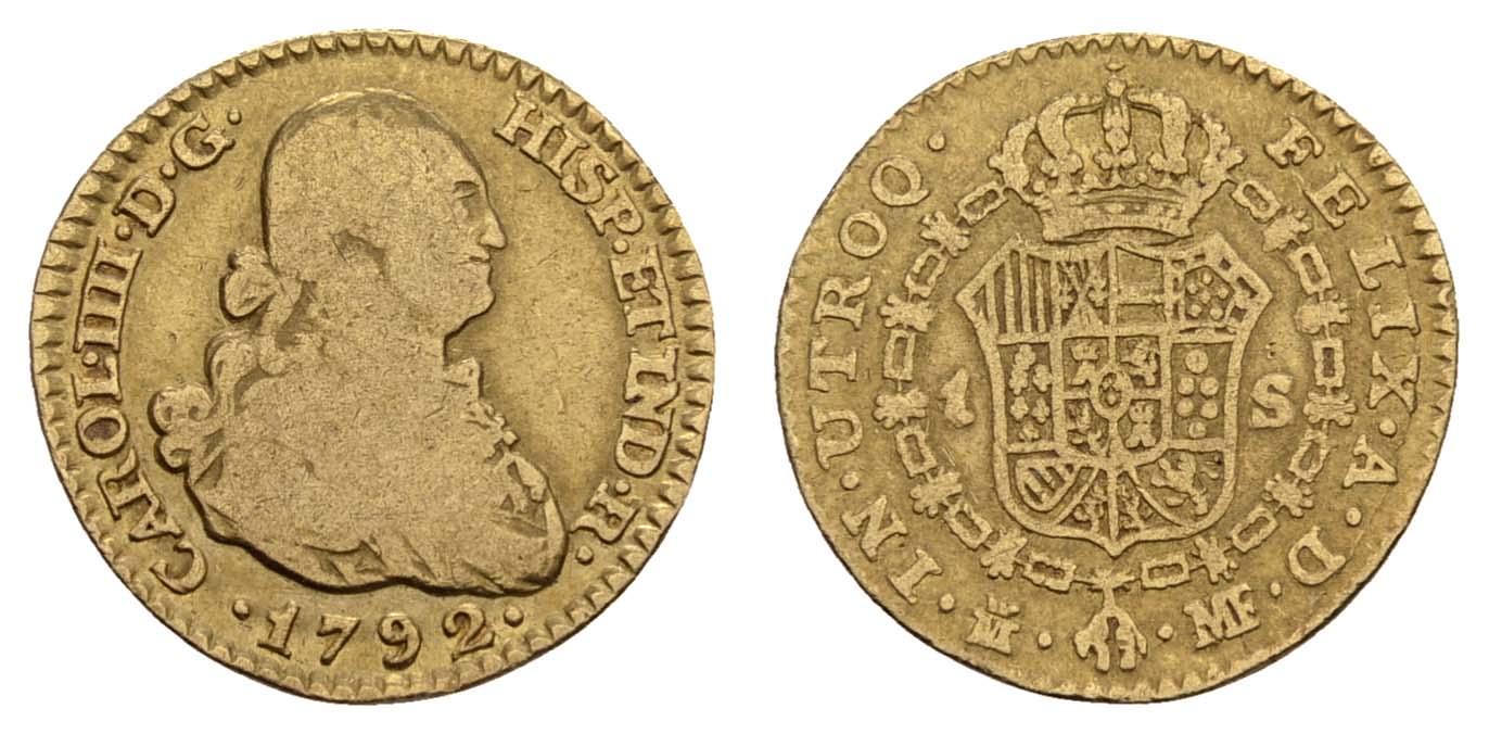 Lot 1436 - europa bis 1799 - Spanien -  Auktionshaus Ulrich Felzmann GmbH & Co. KG Coins single lots