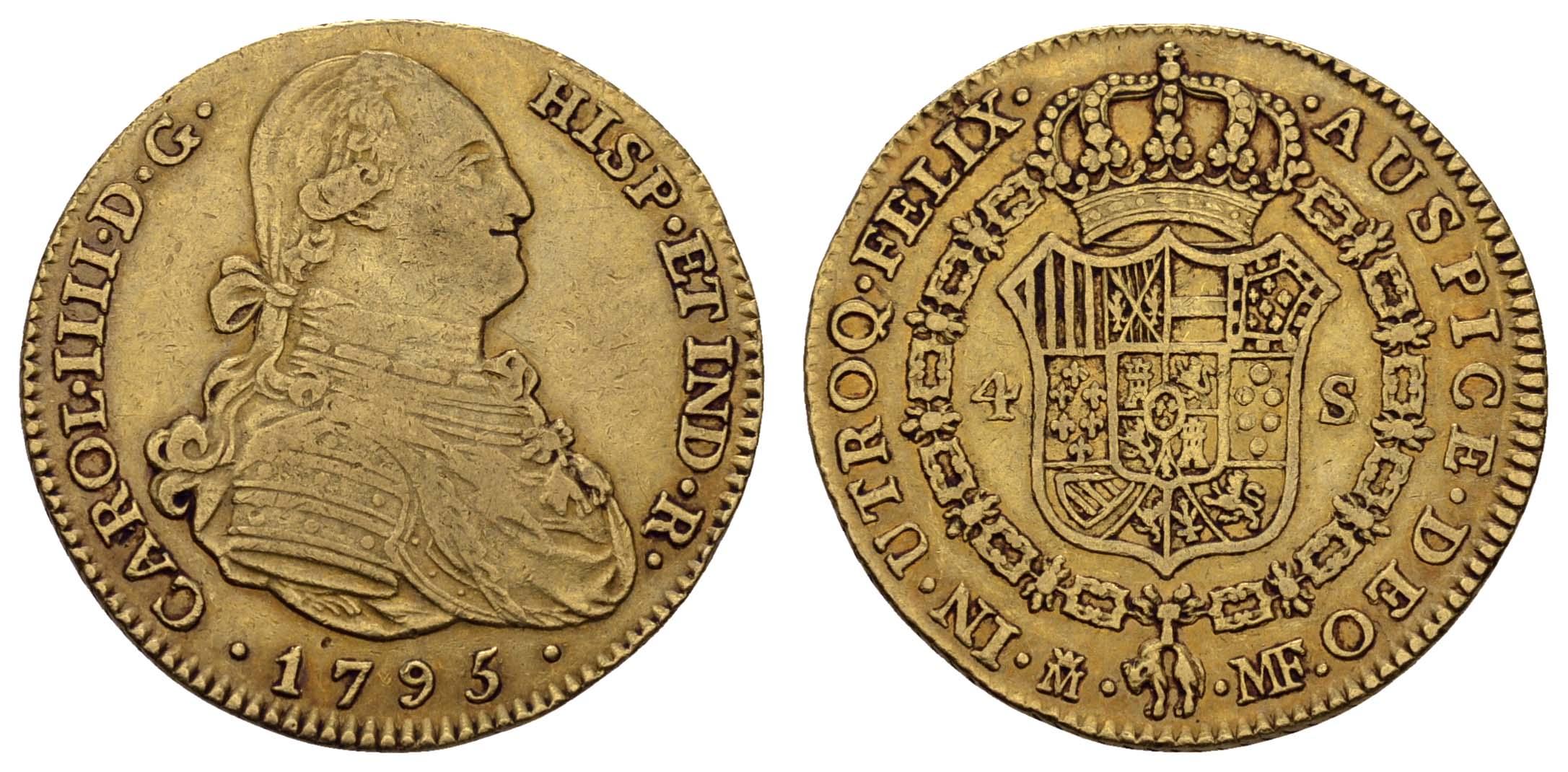 Lot 1437 - europa bis 1799 - Spanien -  Auktionshaus Ulrich Felzmann GmbH & Co. KG Coins single lots