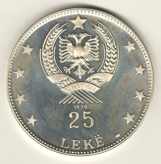 Lot 1440 - europa ab 1800 - Albanien -  Auktionshaus Ulrich Felzmann GmbH & Co. KG Coins single lots