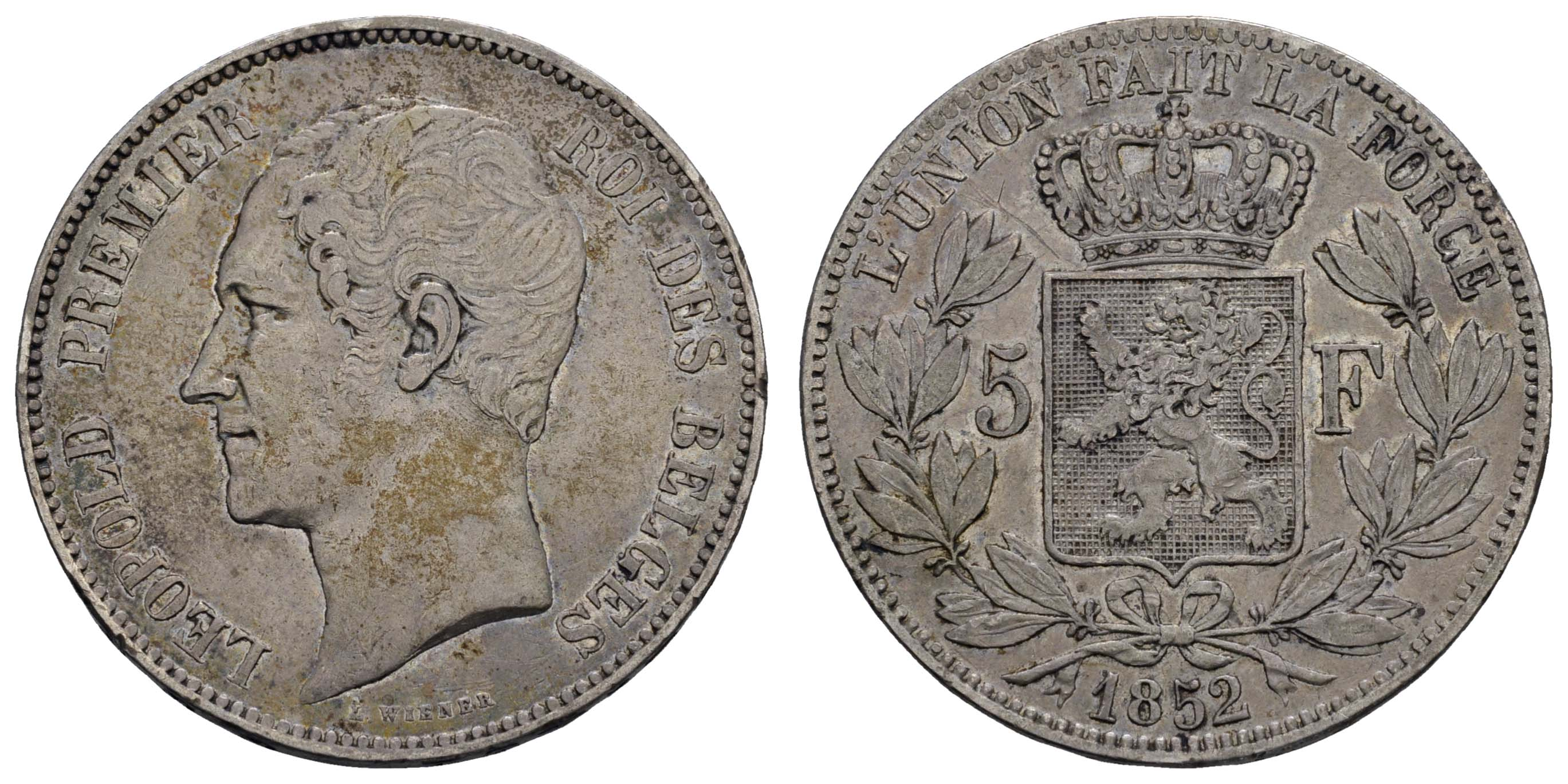 Lot 1447 - europa ab 1800 - Belgien -  Auktionshaus Ulrich Felzmann GmbH & Co. KG Coins single lots