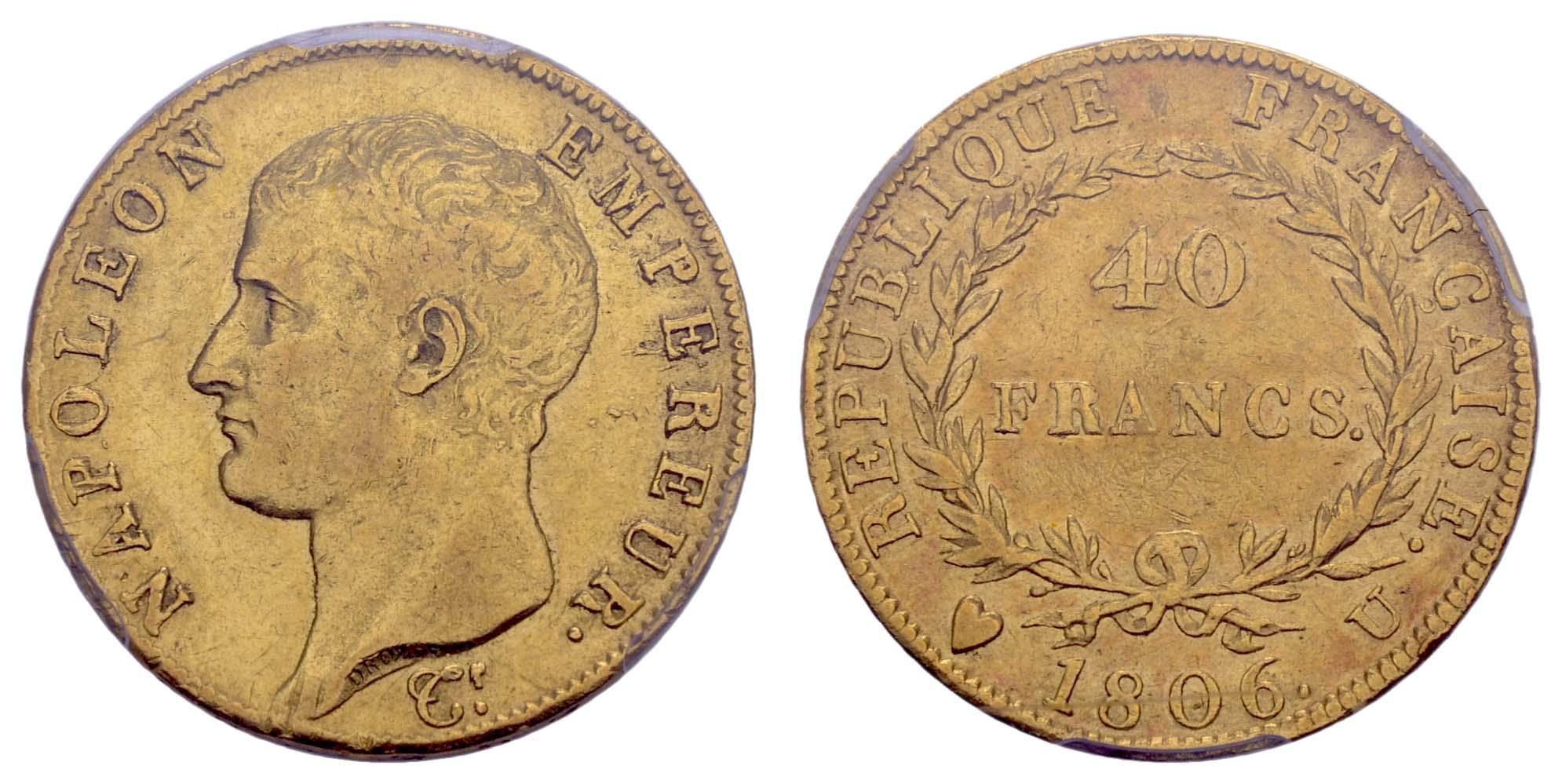 Lot 1467 - europa ab 1800 - Frankreich -  Auktionshaus Ulrich Felzmann GmbH & Co. KG Coins single lots