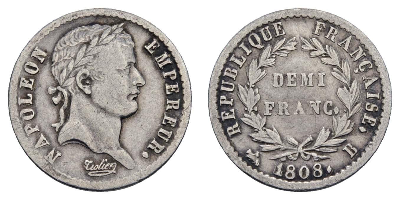 Lot 1469 - europa ab 1800 - Frankreich -  Auktionshaus Ulrich Felzmann GmbH & Co. KG Coins single lots